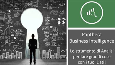 Webinar BI secondo Panthera – Fai grandi cose con i tuoi dati!